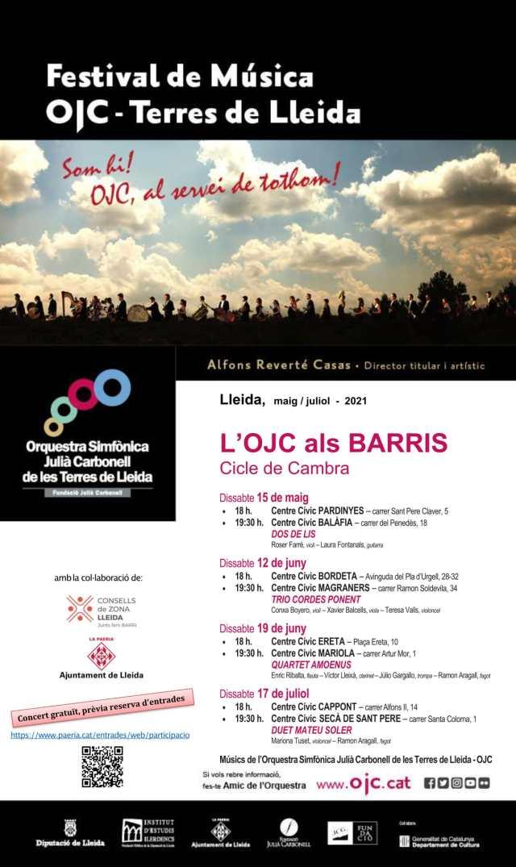 Festival de Música de l'OJC