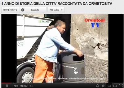 Un anno di storia raccontata da ORVIETOSI.TV