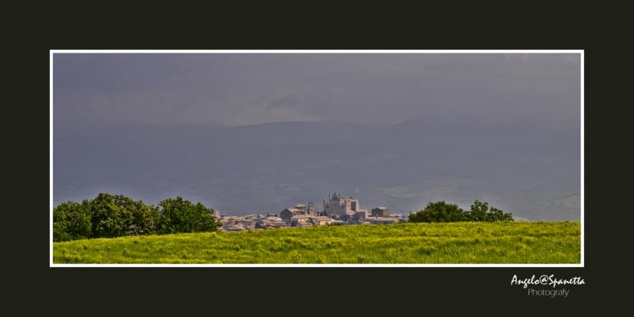 Orvieto. Panorama