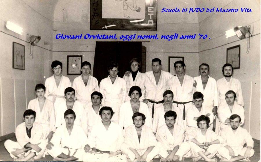 Judo ad Orvieto. I971