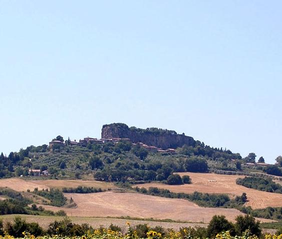 """Giornata conclusiva per la festa """"Il paese delle Rose"""" a Rocca Ripesena"""