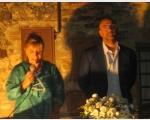 Il Sindaco di Fabro recita Dante ad Assisi