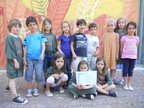 Premio alle classi prime della scuola primaria L.Barzini