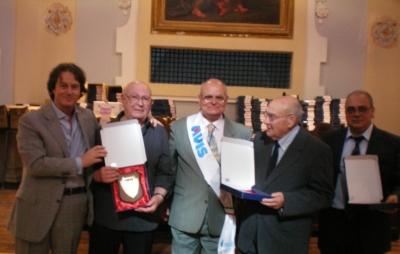 Bagnoregio, l'amministrazione comunale dona un defibrillatore e due corsi di formazione per il 55° anniversario dell'Avis