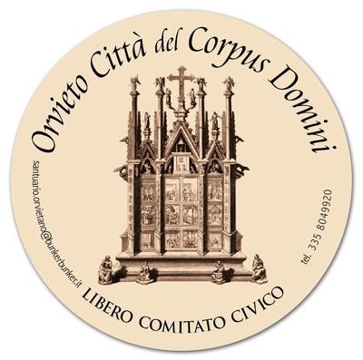 """Il Libero comitato civico """"Orvieto città del Corpus Domini"""" si presenta alla città"""