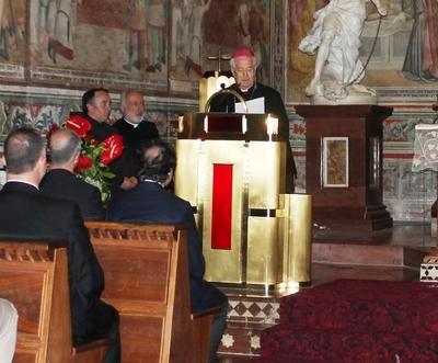Monsignor Tuzia arriverà il prossimo 30 giugno