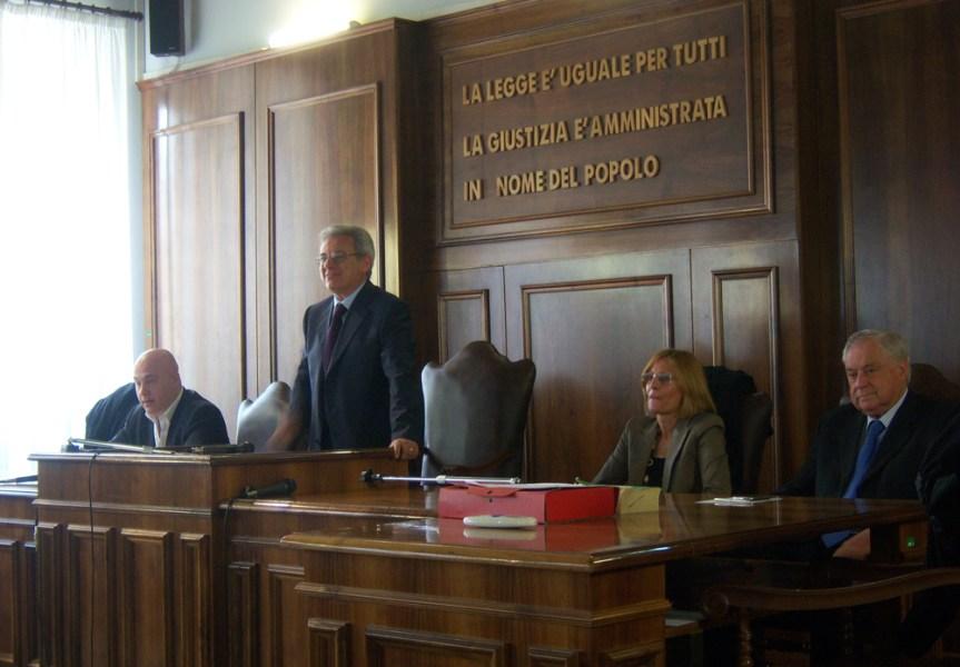 Tribunale, l'ordine degli avvocati di Orvieto grato per l'interrogazione Lannutti – Caligiuri – Gramazio