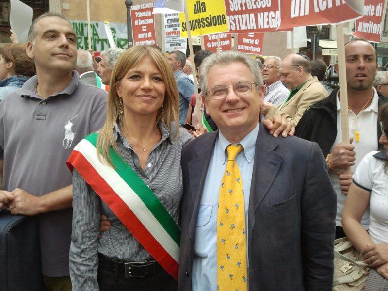 """Finetti sulla soppressione del tribunale: """"Tutte le forze politiche si sono dimenticate di noi"""""""