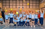 Il Volley Team Orvieto apre la stagione con il 2° Stage di Minivolley