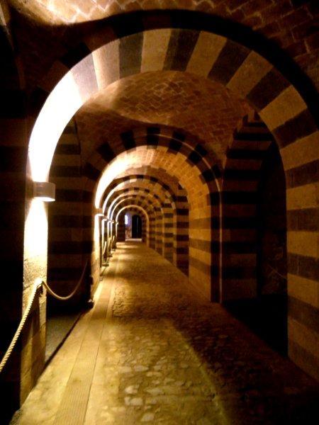 I sottorranei del Duomo di Orvieto
