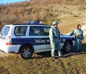 La Polizia provinciale traccia il bilancio 2012
