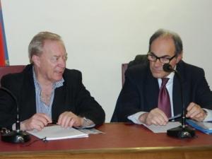 Inaugurato il convegno a Soriano nel Cimino 'Punti di Fuga'