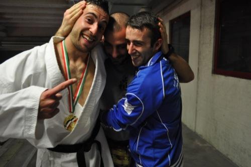 6° Campionato italiano e Coppa Italia FIK. Successo di atleti orvietani