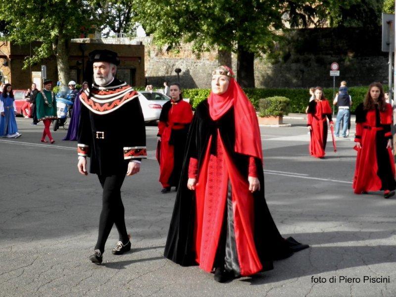 In vista del Corpus Domini, ecco le novità del Corteo delle Dame