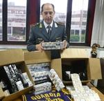 Sigarette di contrabbando in un negozio di alimentari: interviene la Finanza