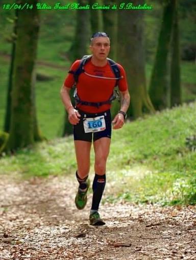 Giovanni Ruggeri (Uisp) è medagalia d'argento all'Ecomaratona dei Comini