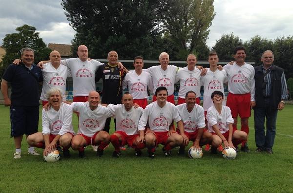 Baccano Calcio Club-Orvieto. Una bella giornata