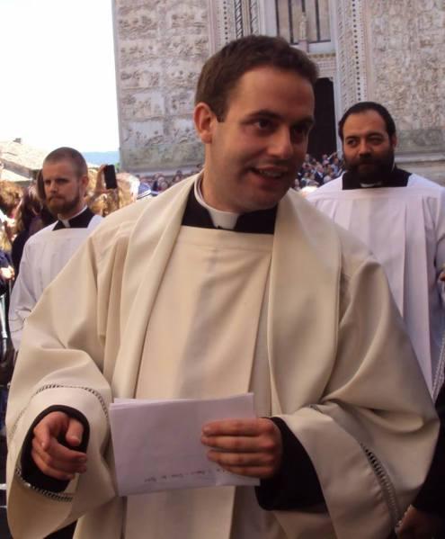 Don Danilo Innocenzi è il nuovo parroco di Sferracavallo,Rocca Ripesena e Bardano