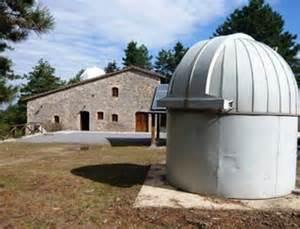 Visite all'Osservatorio Astronomico Monte Rufeno di Acquapendente