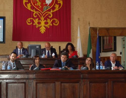 Orvieto. Oggi Consiglio comunale