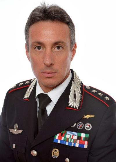 Il Maggiore Marco Rovaldi lascia il comando della compagnia Carabinieri di Orvieto