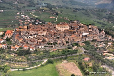 Sisma, a Lugnano in Teverina cena solidarietà con i vertici dei Borghi più Belli d'Italia