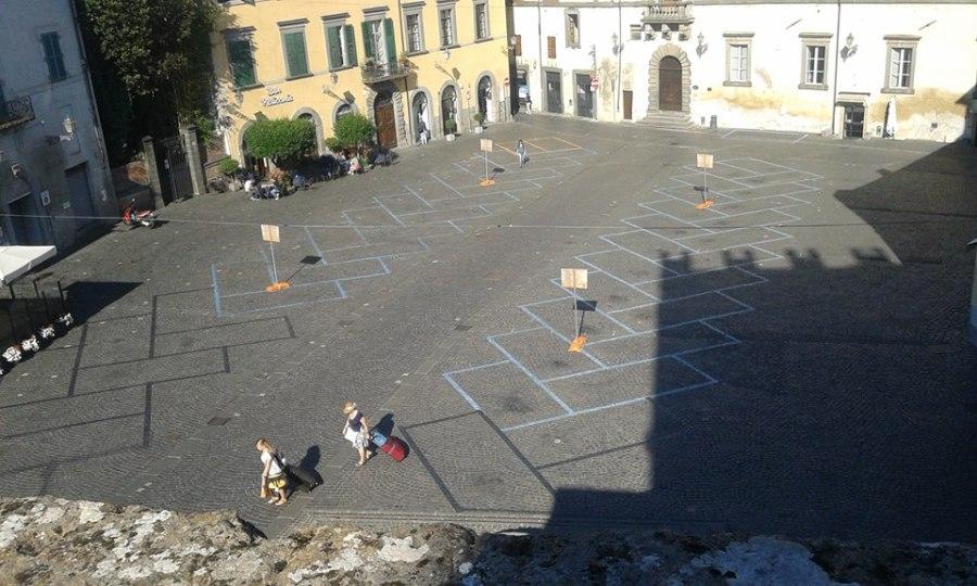 """Un palco permanente in Piazza del Popolo? L'Opposizione: """"Se fosse vero, siamo alle comiche finali"""""""