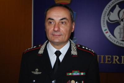 Il colonnello Capasso è il nuovo comandante provinciale dei carabinieri di Terni