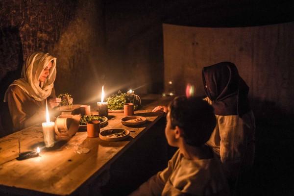Sagra delle castagne, un convivium e un convegno per iniziare