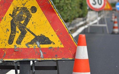 Disciplina della circolazione per ripavimentazione stradale