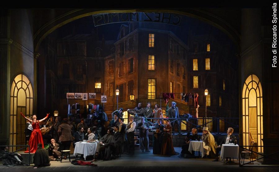 La Bohème al Mancinelli chiude la 69^ Stagione del Teatro Lirico Sperimentale di Spoleto