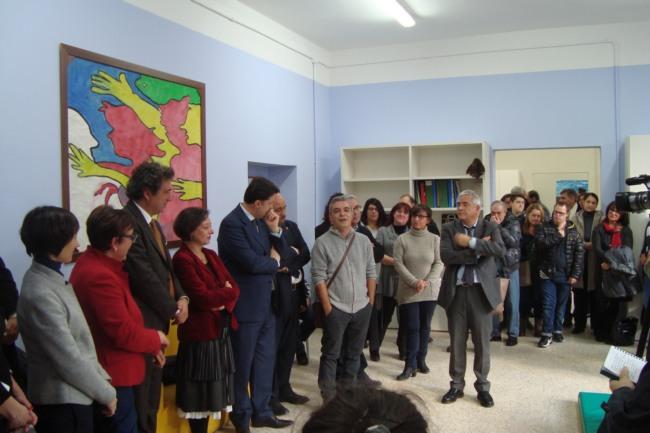 Inizia l'attività del Centro Riabilitativo di Orvieto Scalo nei nuovi locali. Consegnati gli spazi agli operatori