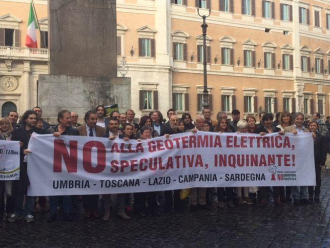 """Nasce il """"Coordinamento dei sindaci dell'Alta Tuscia contrari alla geotermia"""""""