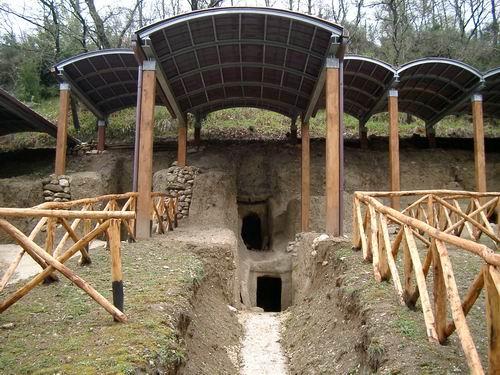 Scavi alla Necropoli del Vallone di Montecchio, convegno a Washington DC