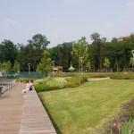 Cantierizzati i lavori lungo il Parco Urbano del Paglia e alla Scuola Media Ippolito Scalza di Ciconia