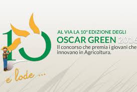 Cirillo nominato tra cinque imprenditori vincitori Oscar Green