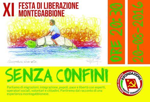 XI festa di Liberazione a Montegabbione