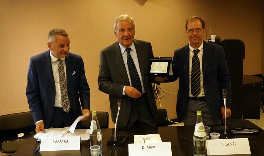 Cambio al vertice di Confindustria Umbria Sezione di Orvieto, Francesco Lanzi è il nuovo presidente
