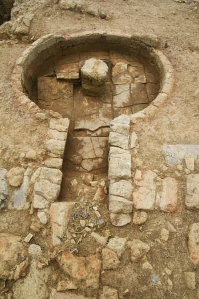 Nuova scoperta a Campo della Fiera, rinvenuta un'antica fornace