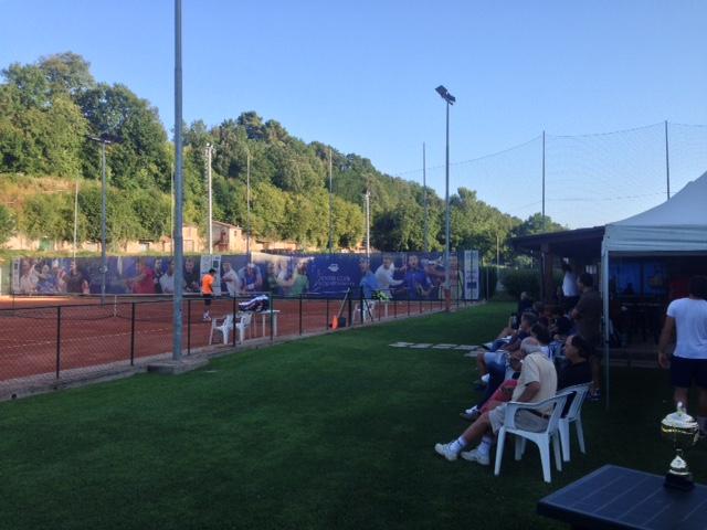 Il 2.1 Pablo Cesar Galdon ed il 2.2 Giorgio Portaluri sono i finalisti del Torneo Nazionale Open di Tennis