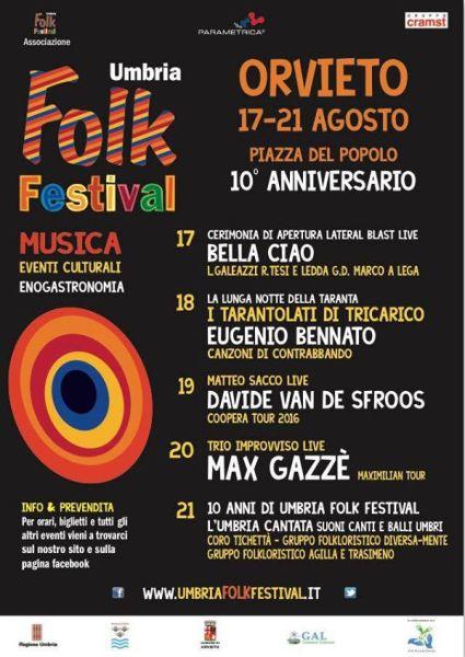 A UFF omaggio all'Umbria cantata