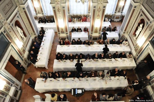 Ujw #26, si rinnova il legame tra musica e vino grazie alle degustazioni dell'Orvieto al Mancinelli