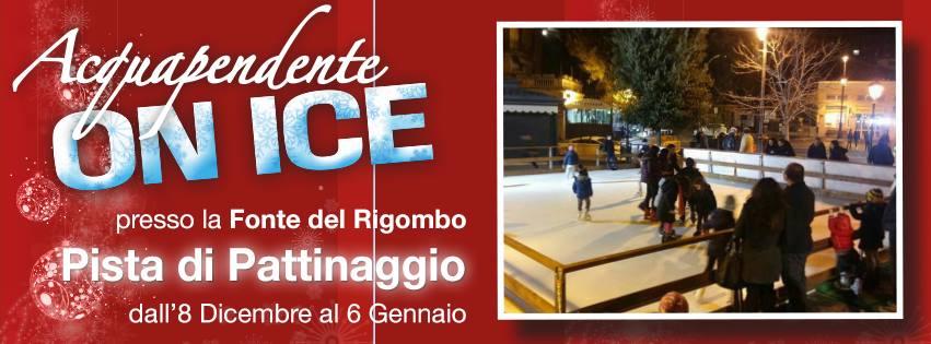 """La commedia """"Il condominio"""" apre l'evento Acquapendente on ice"""