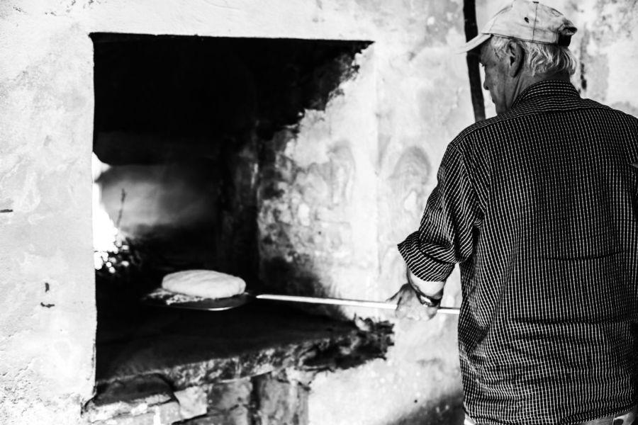 A Parrano torna a rivivere l'antico forno comunitario