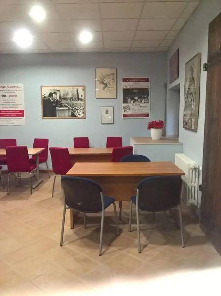 """Apre al pubblico la Biblioteca della Fondazione """"Gualtiero Sarti"""" di Viterbo"""