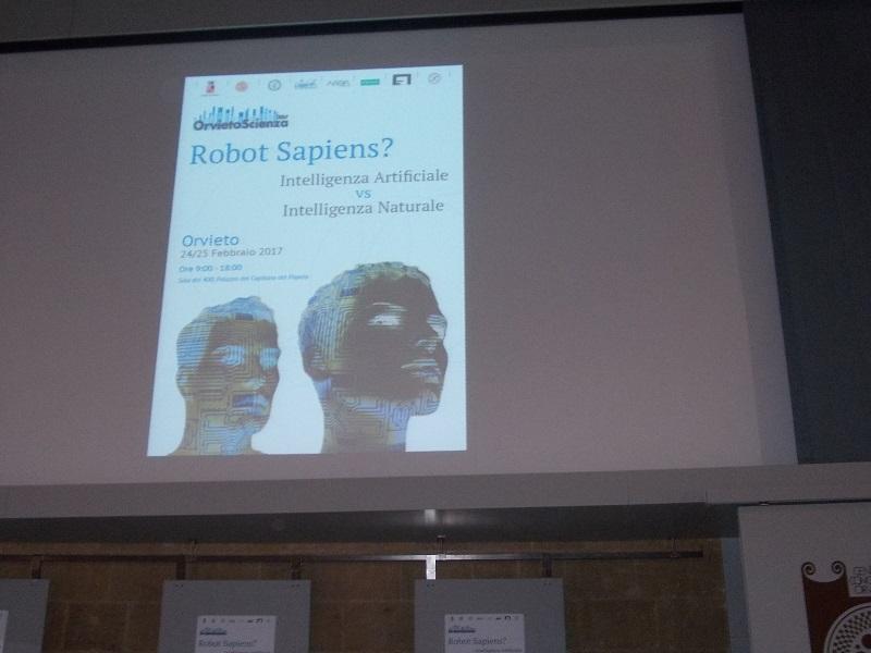 Stupori e tremori per la robotica. OrvietoScienza 5a edizione