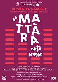 """Lo Speciale sul concerto """"La Mattara – Note scosse"""" organizzato dalla Associazione 3.36 per Barbara e Matteo"""