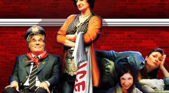 """Fra umorismo e amarezza: """"La Notte della Tosca"""", penultimo appuntamento al Teatro Boni"""
