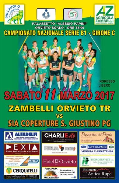 La Zambelli Orvieto continua a correre e sognare con Mila Montani