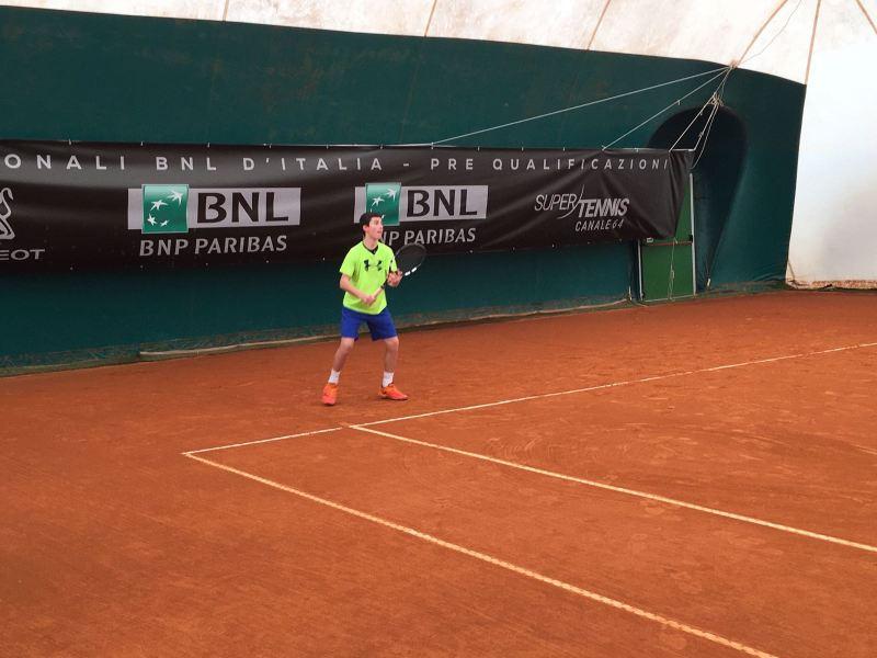 Torneo Bnl Tc Open: un evento storico. 327 iscritti da 12 regioni italiane